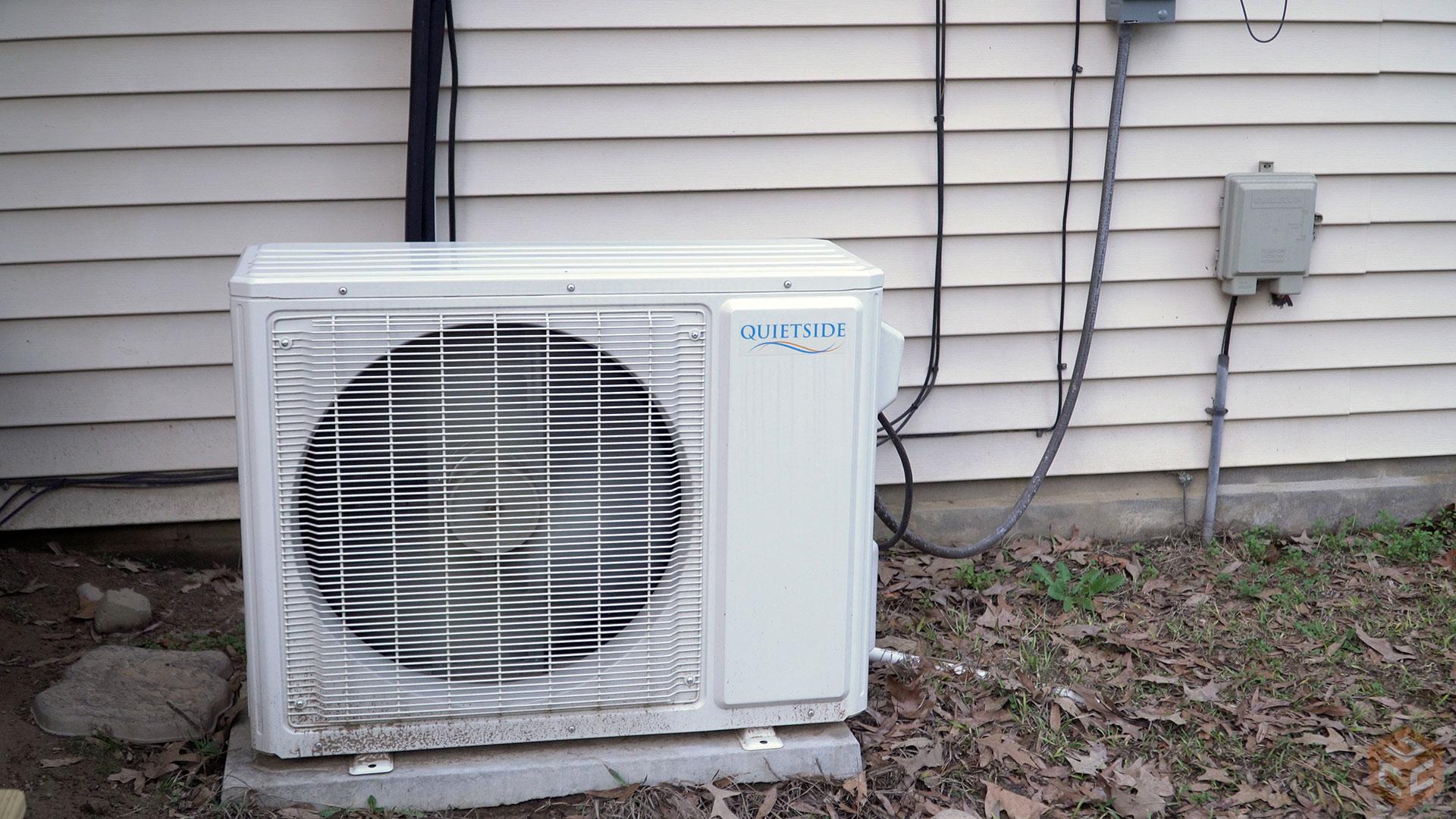 Workshop Heating & Cooling | Jays Custom Creations