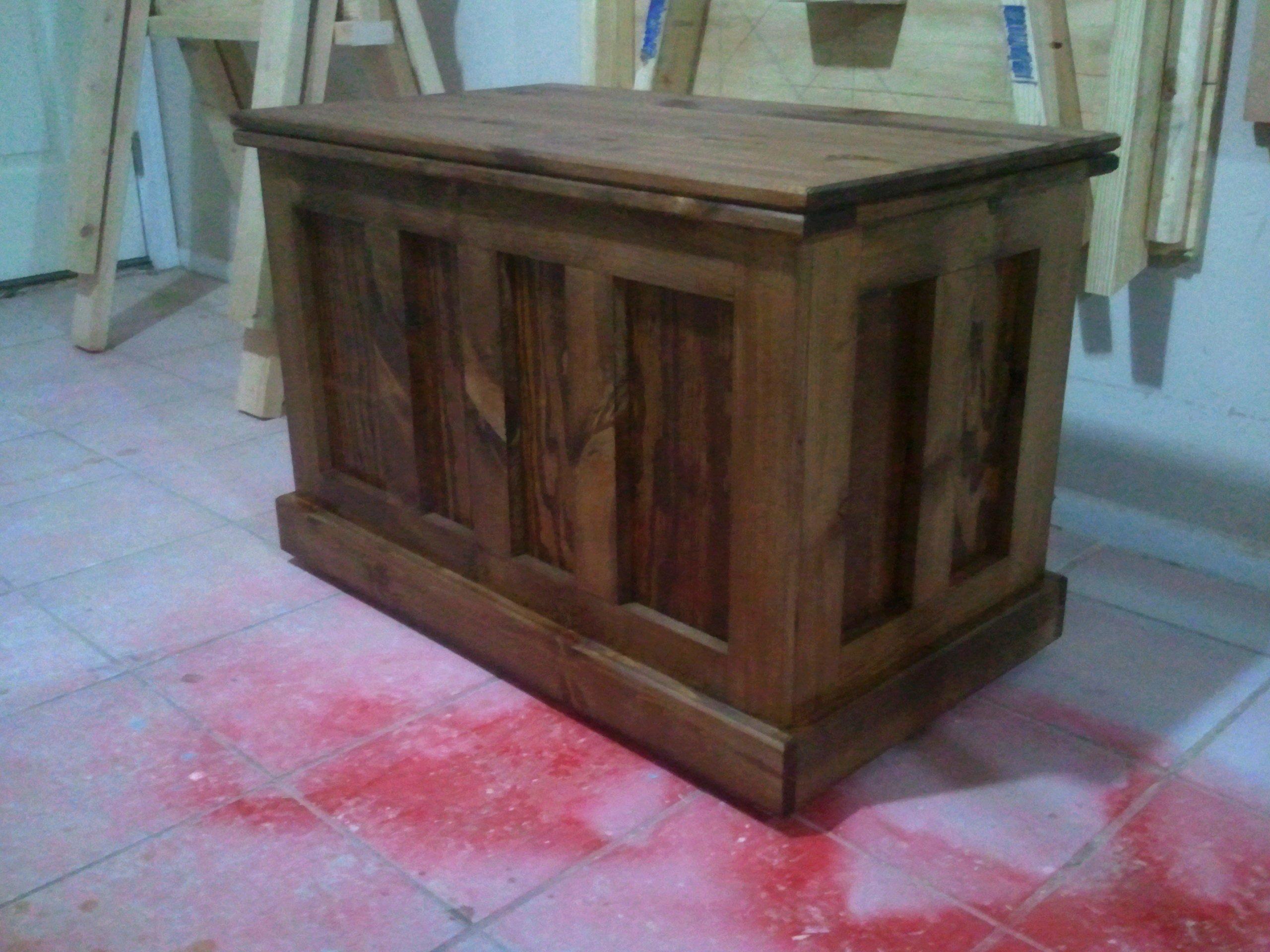 Homemade Wood Outdoor Furniture