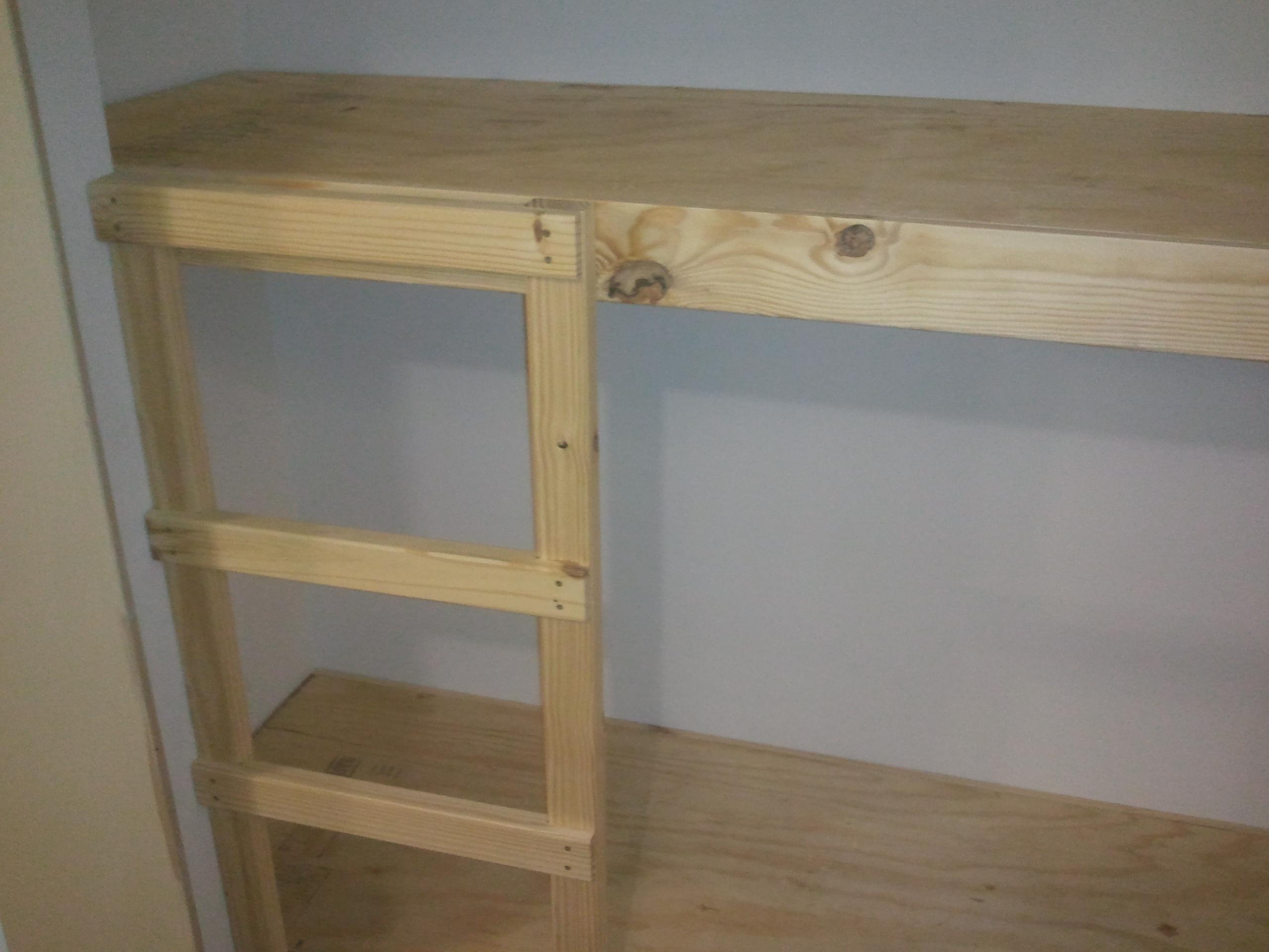 how to build custom bunk beds