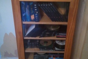 CD Cabinet for my Dad
