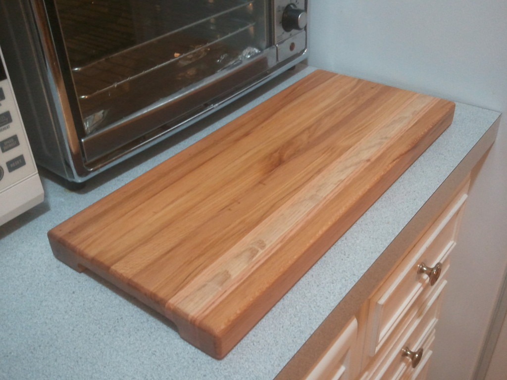 Reclaimed cutting boards