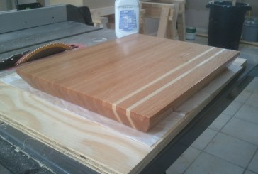 Another cutting board