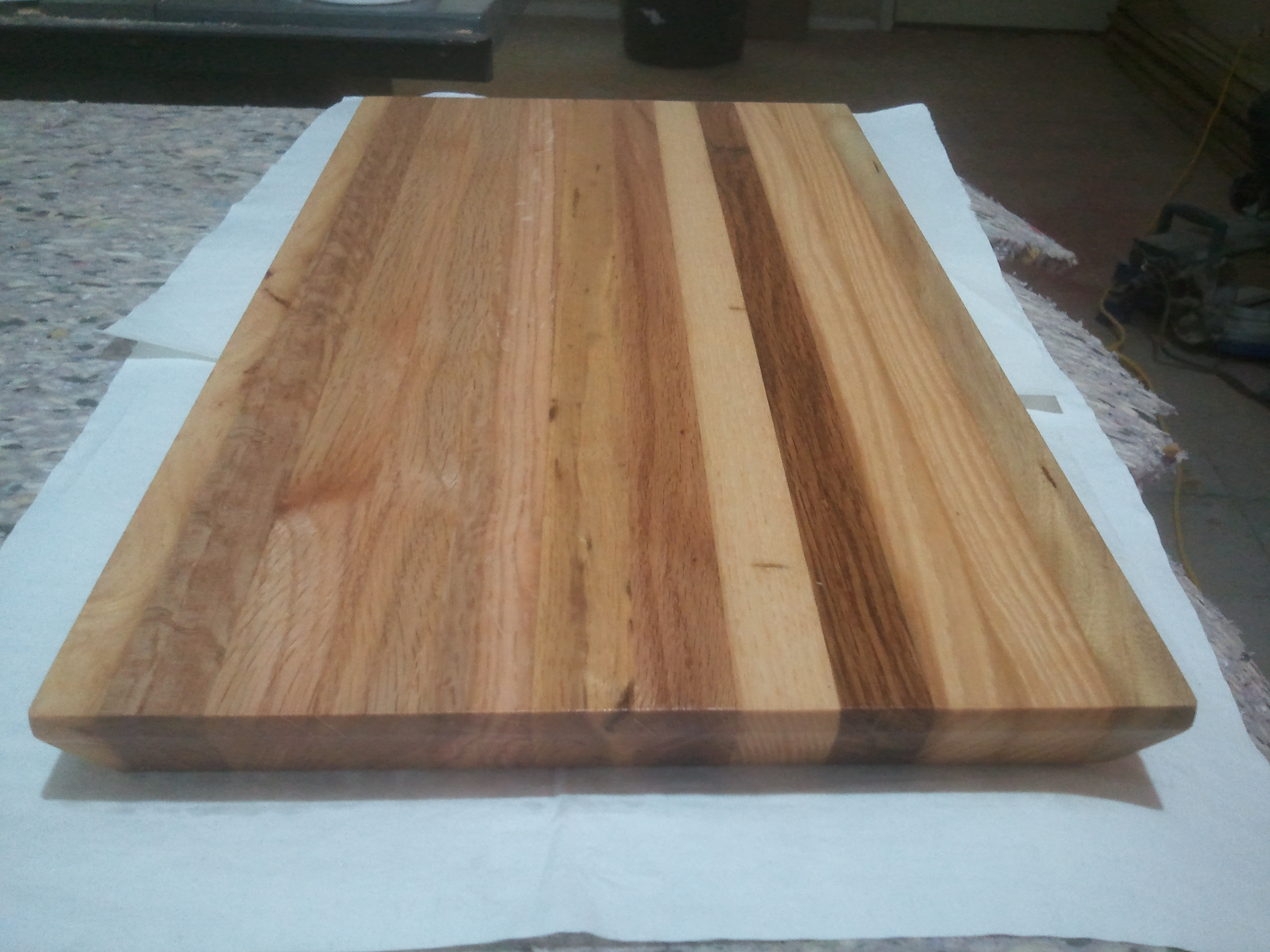 Sofa to cutting board