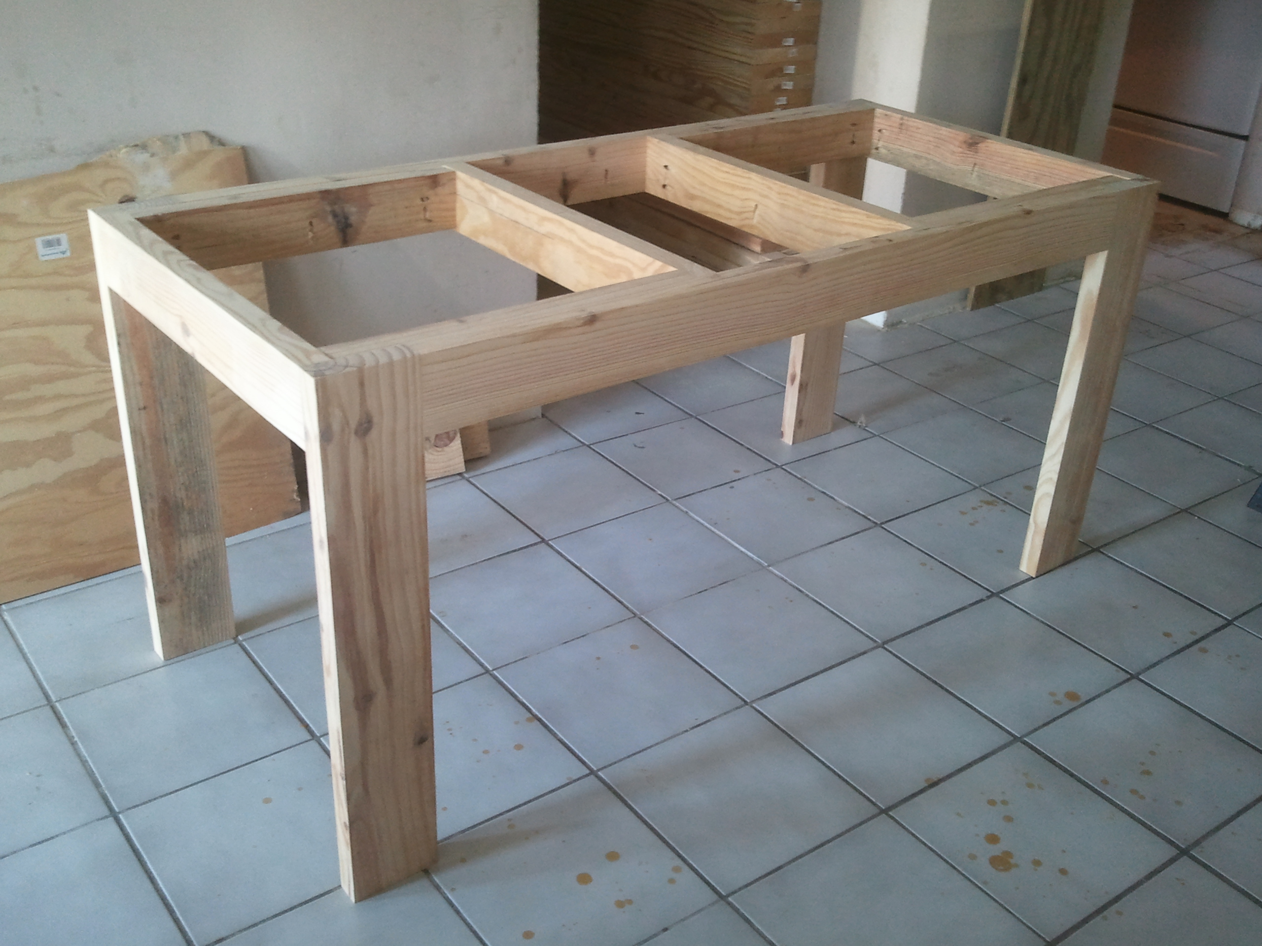 Charmant Farm Table 1 ...