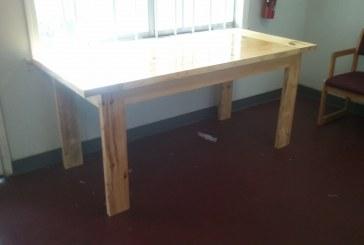 Farm Style Table #1