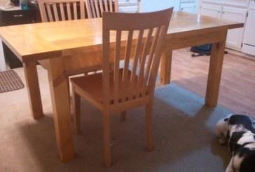 Farm Style Table #2