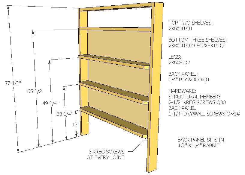 Full Size Loft Bed