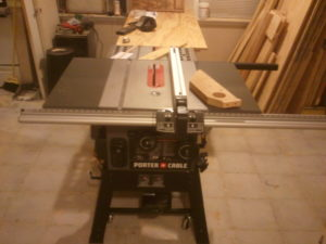 Table saw comparasin