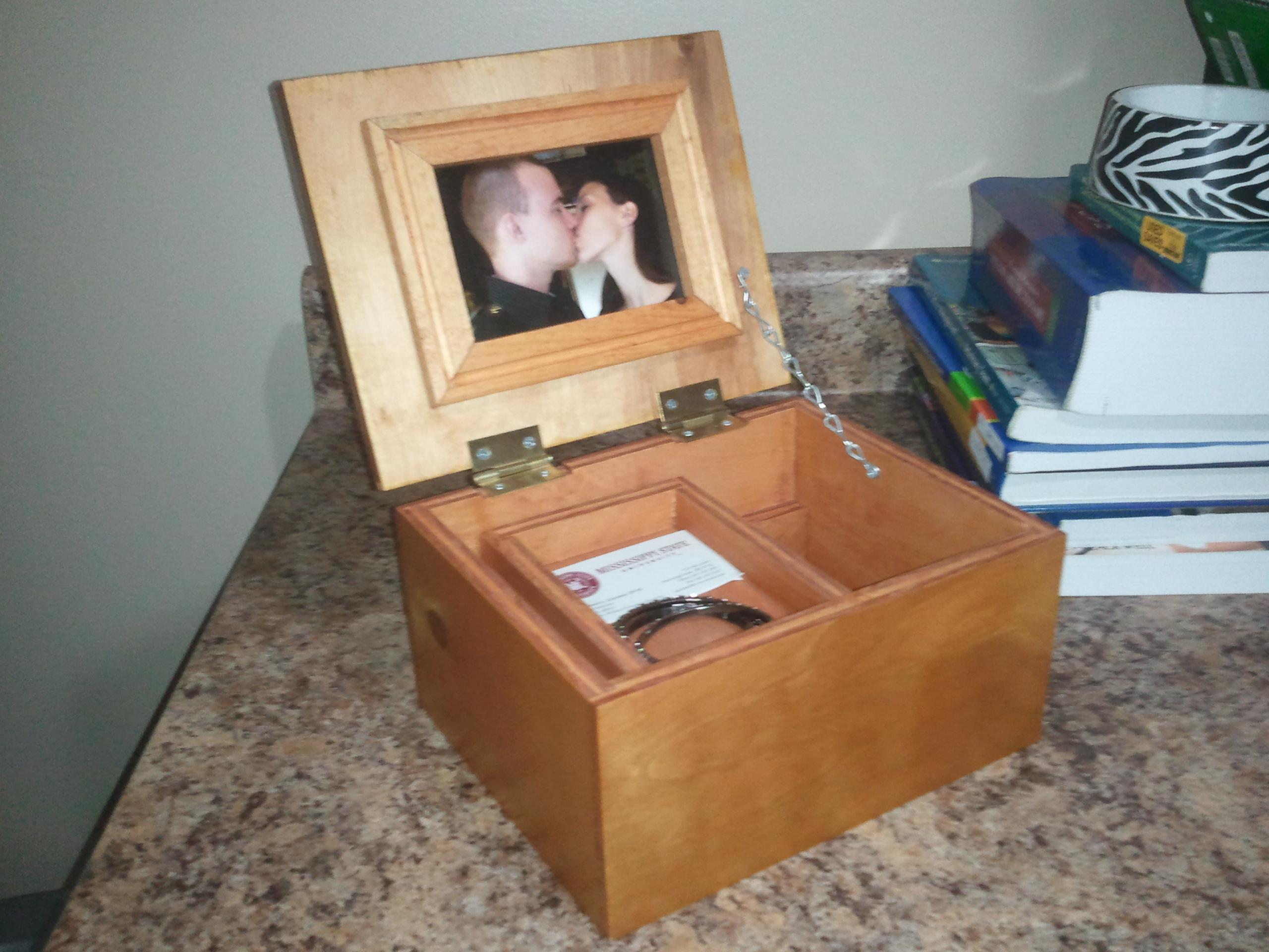 Jamies box