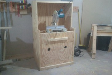 ibuildit.ca Miter Saw Station