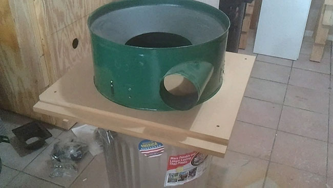 Modified Harbor Freight Dust Collector (4)