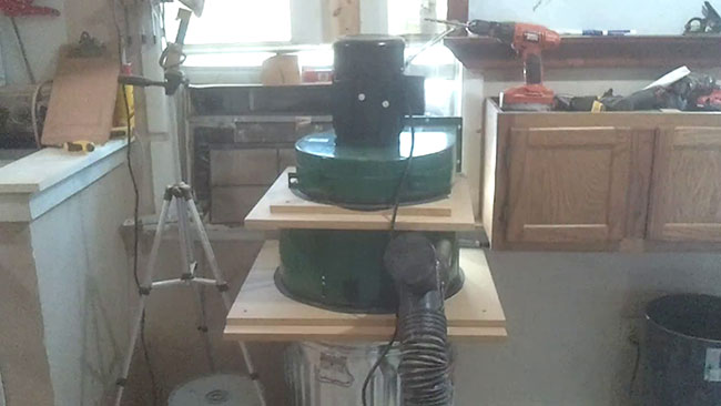 Modified Harbor Freight Dust Collector (8)