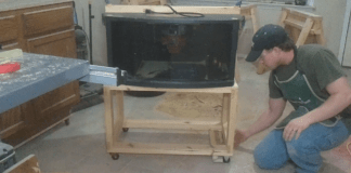 Router table stand