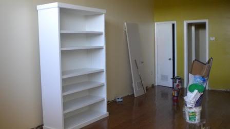 4 X 7 Bookshelves
