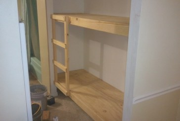 "Built in Bunk Bed and ""Elf Bunk Beds"""
