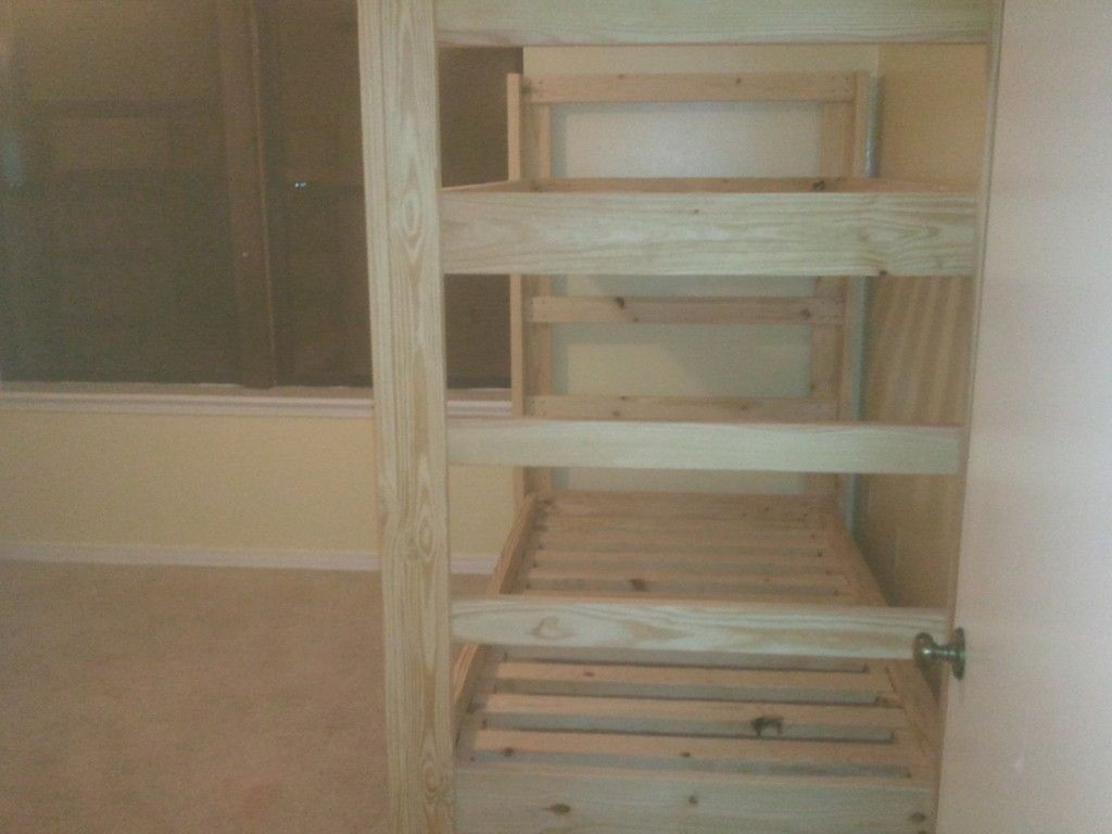 bunk beds for homestead center