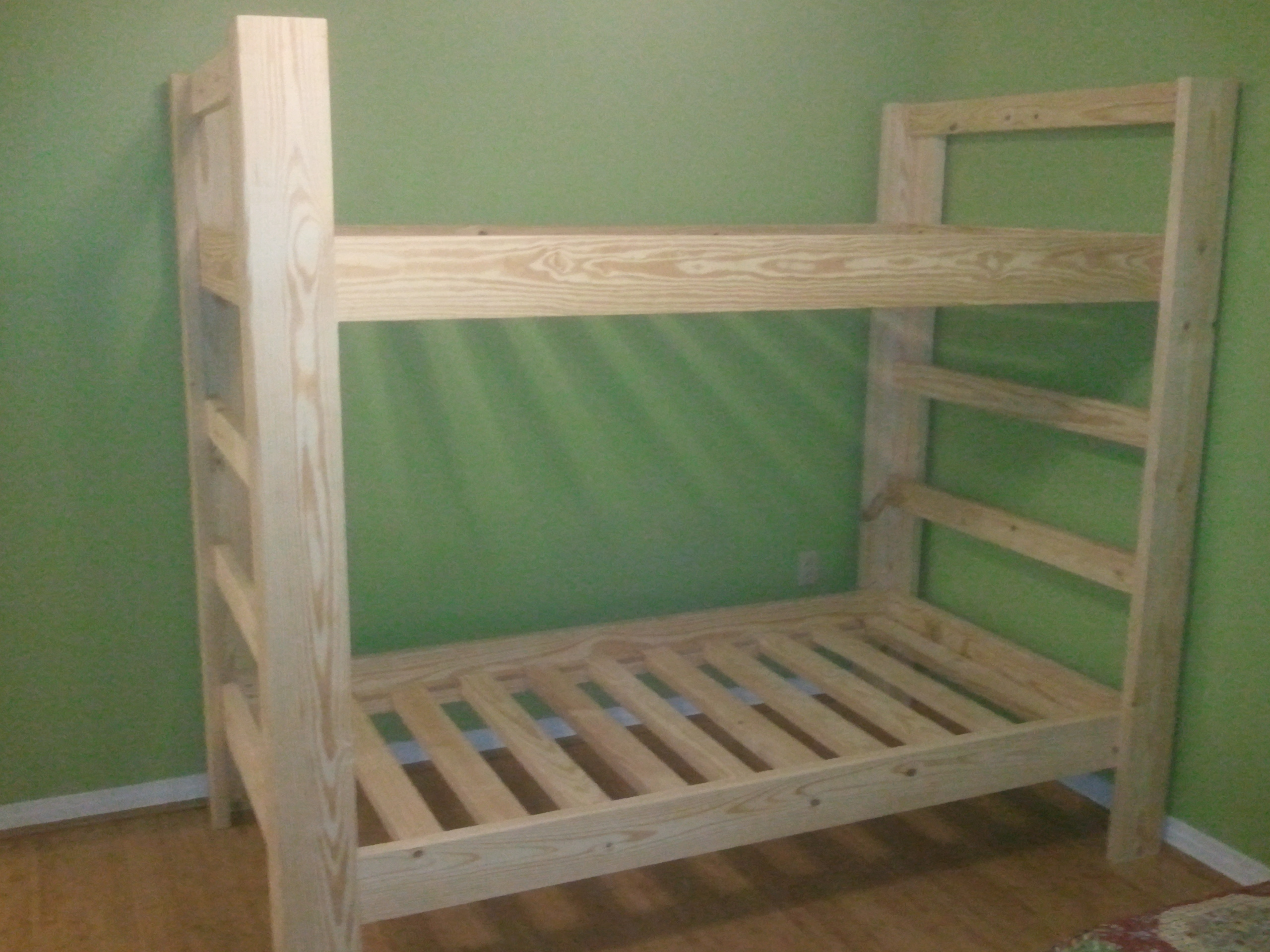 Twin Bunk Beds | Jays Custom Creations