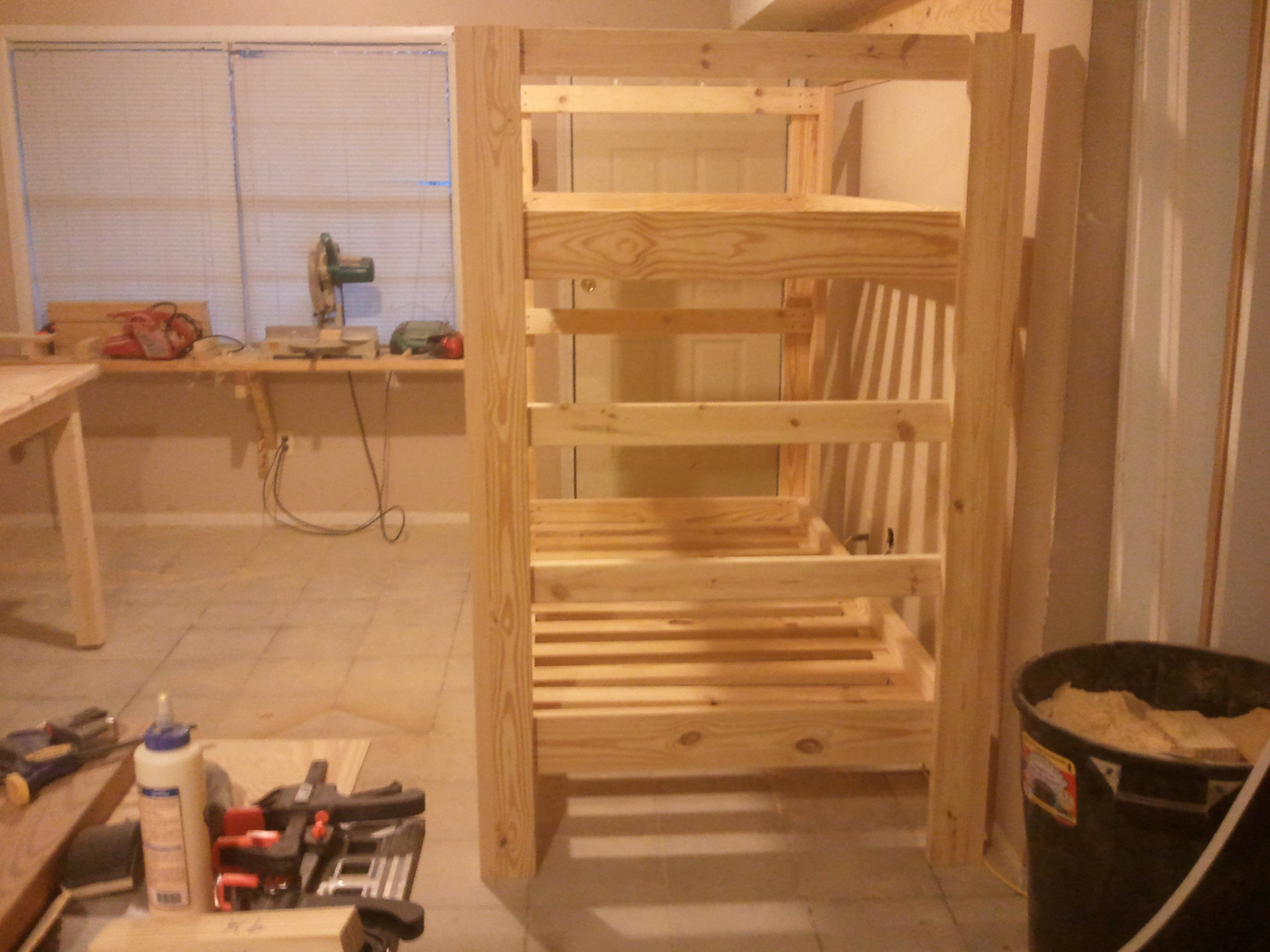Twin Bunk Beds Jays Custom Creations