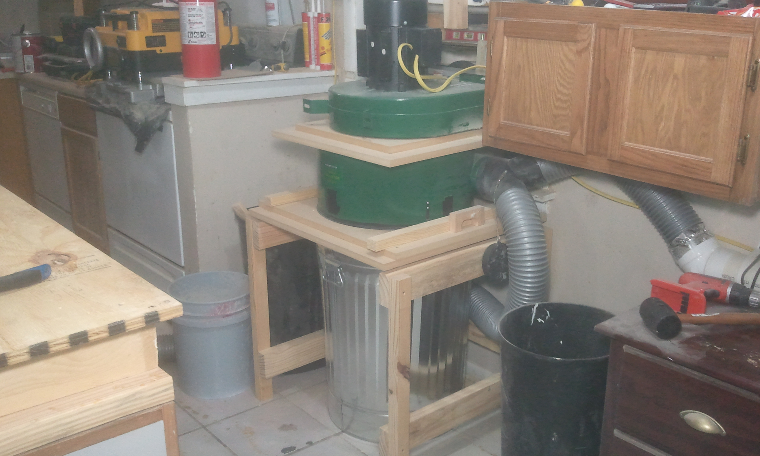 harbor freight dust collector