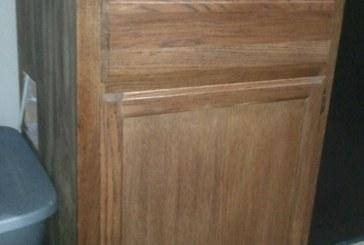 Kitty Litter Cabinet