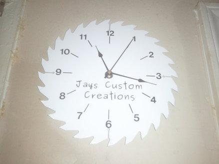 saw clock