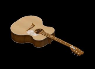 solidworks guitar