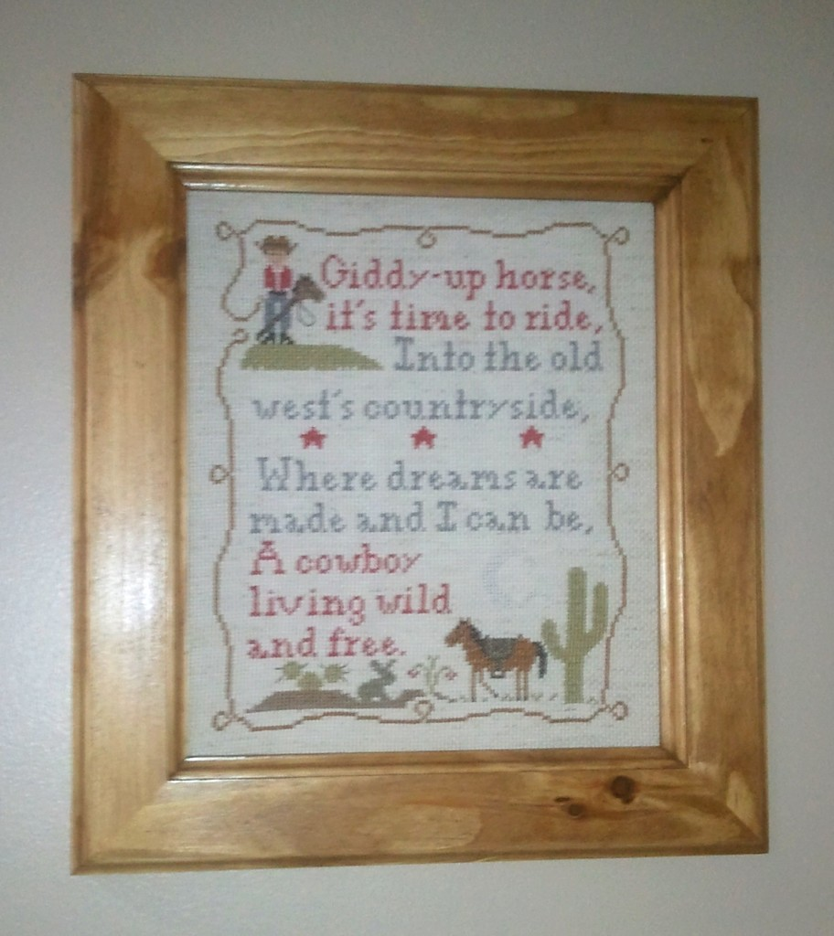 Traditional Picture Frame