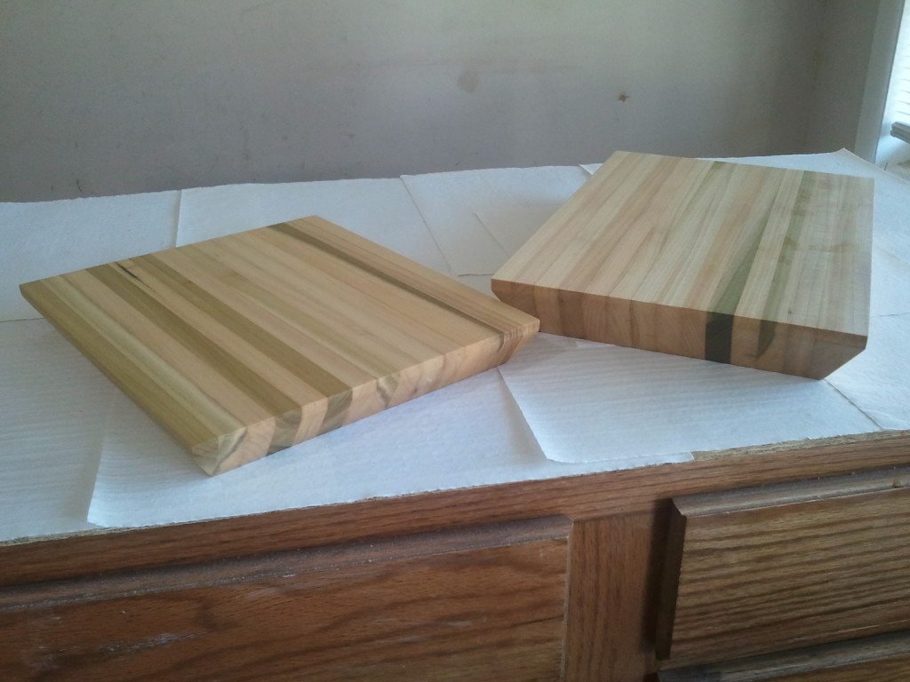 Upcycled Materials Cutting Boards