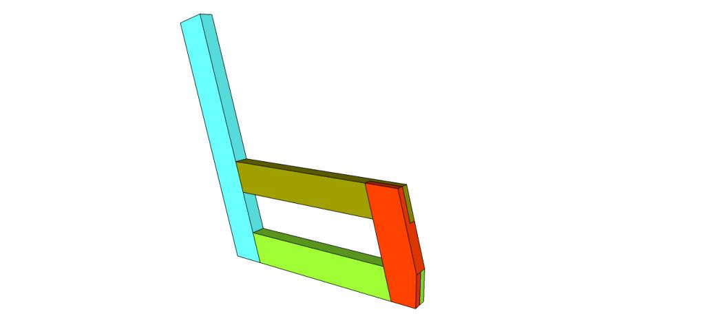 2x4 Porch Swing