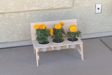 Kevin Wilske's Mini Benches