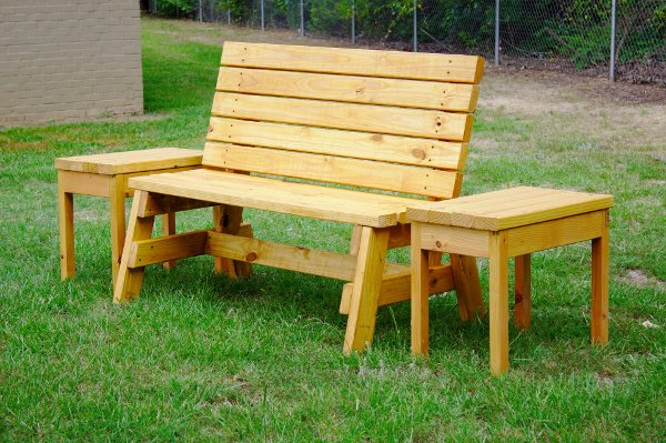 Nice 2x4 Bench Plans