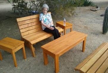 Ken's Set of Outdoor Furniture
