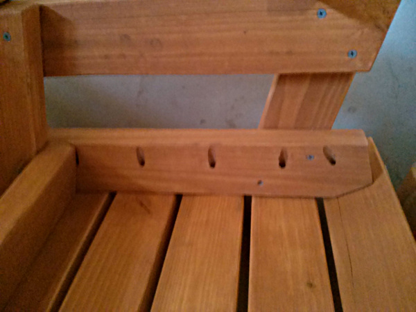 kens 2x4 outdoor furniture 3