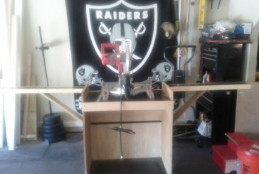 Kenneth Kelly's Miter Saw Stand