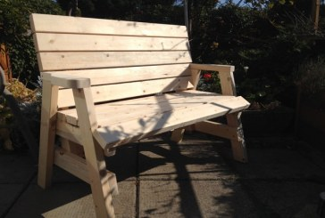 Mike's Modded Sitting Bench