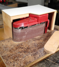 featured belt sander