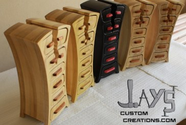 Cracked Bandsaw Box Madness!