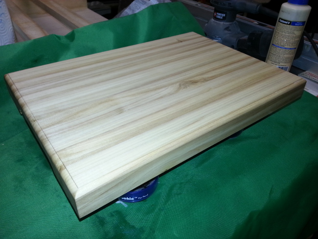 Reclaimed Cutting Board