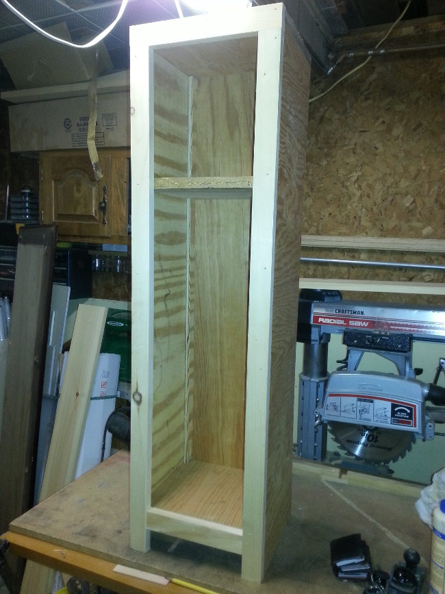 Wooden Teenage Mutant Ninja Turtles Locker