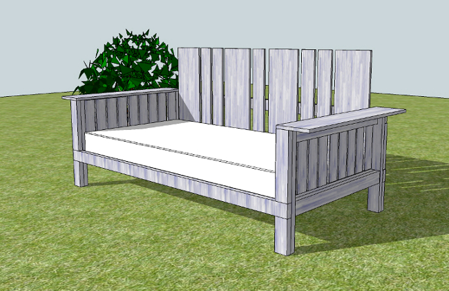 DAYBED 4shadowz