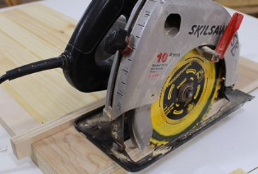 Zero Clearance Circular Saw T-Square