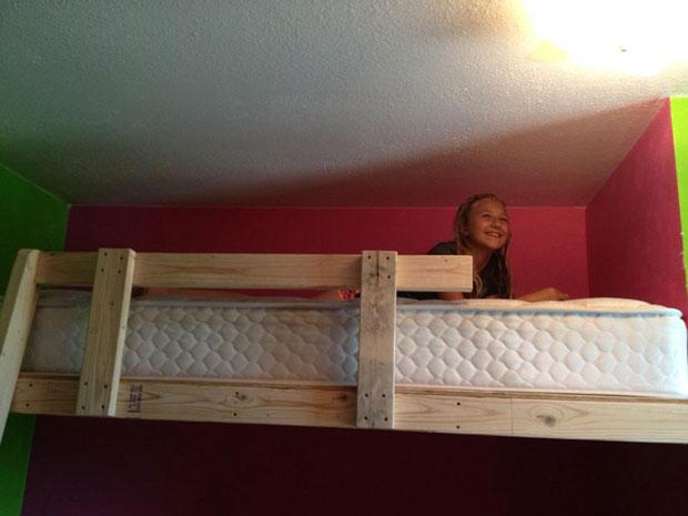 twin loft bed  (15)