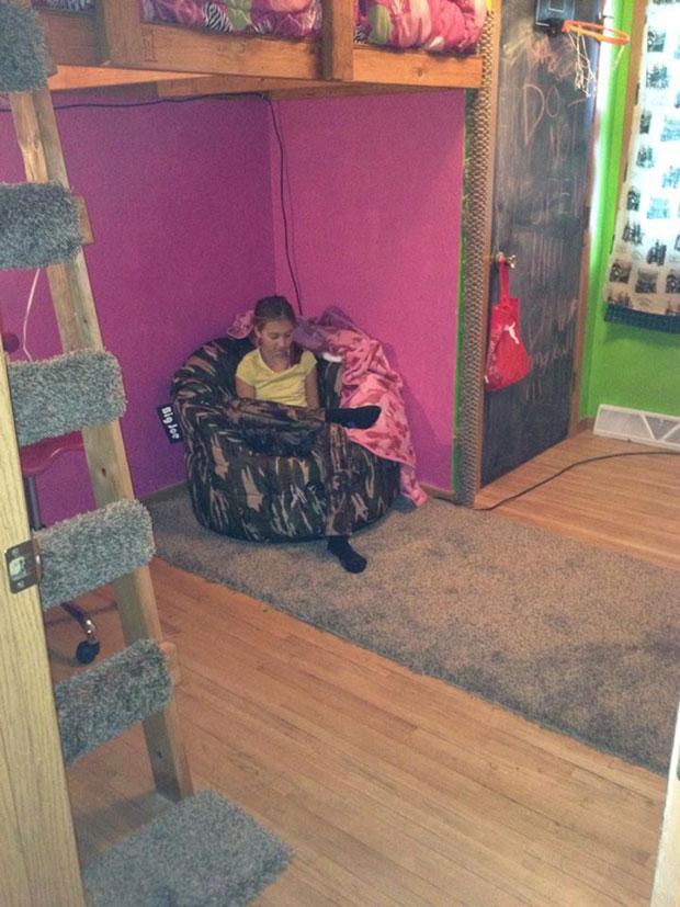 twin loft bed  (18)