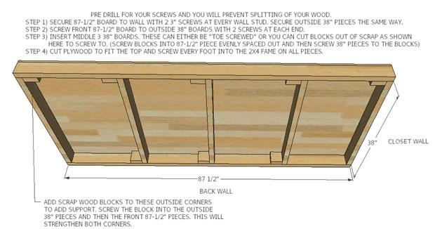 twin loft bed  (7)