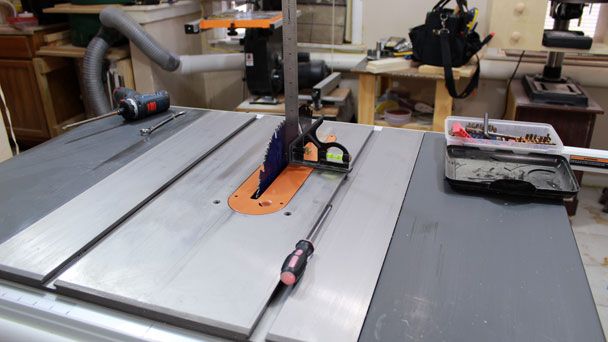 Rigid R4512 Table Saw  (14)