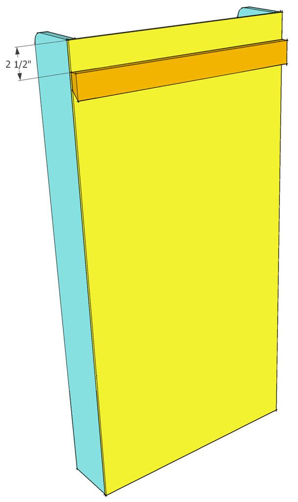 french cleat pocket hole finishing supply rack (1)