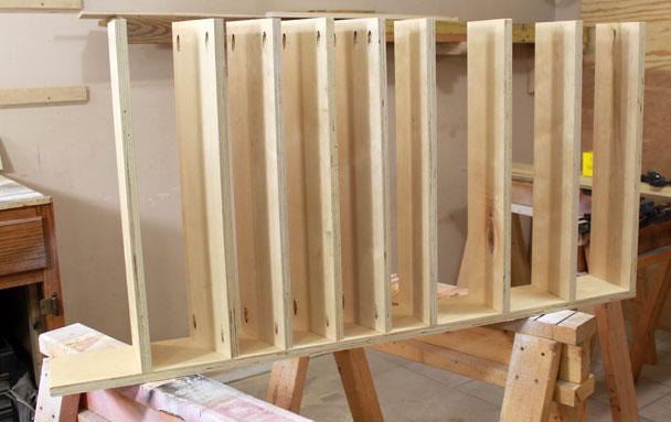 french cleat pocket hole finishing supply rack (4)
