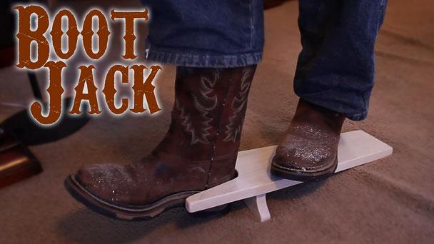 Make a boot jack jays custom creations 140 solutioingenieria Gallery