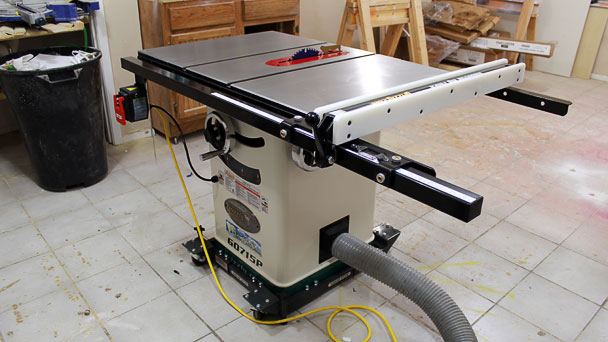 Grizzly g0715p hybrid table saw jays custom creations grizzly g0715p table saw 30 greentooth Choice Image