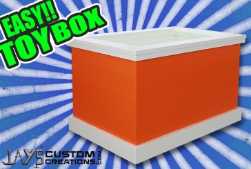 A Toy Box That Anyone Can Make